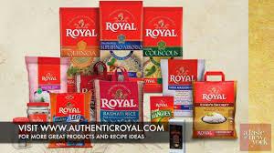 royal basmati rice you