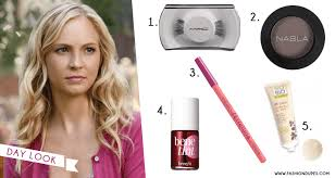 the vire diaries caroline forbes makeup