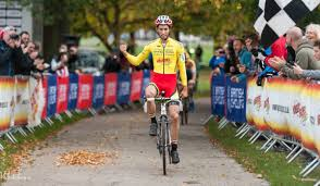 Ian Field and Adela Carter win at British Cycling National Trophy  Cyclo-Cross Series round two