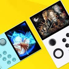 Máy Chơi Game Cầm Tay Màn Hình 3.5 Inch Ips Lcdwifi 32g Android