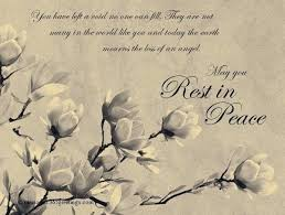 rest in peace quotes for family inspirational me