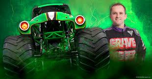 Adam Anderson Monster Jam Driver | Monster Jam