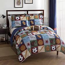 kids 3 piece twin size comforter set