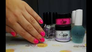 ezflow trudip nail systems on natural