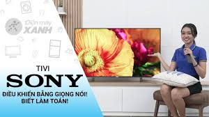 Dòng Android Tivi Sony 4K X9000F (49 inch, 55 inch, 65 inch, 85 ...