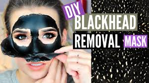 diy blackhead removing l off mask