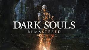 dark souls remastered will be coming