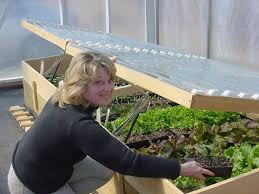 season with row covers and cold frames