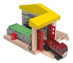 thomas the tank engine friends wooden