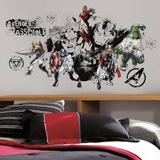 Pin By Wall Decals Wall Stickers On Boys Wall Decals Boys Room Decor Superhero Wall Decals Superhero Wall