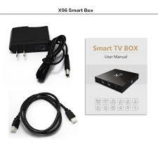 Smart Tv Box X96 – ardusat.org