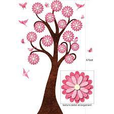 Flowering Tree Sticker