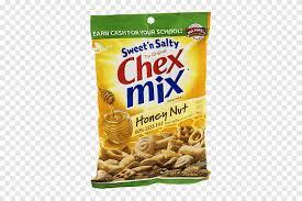 honey nut cheerios chex mix snack mix