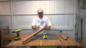 Modify A Ryobi Table Saw Fence Youtube