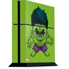 Baby Hulk Ps4 Console Skin Marvel