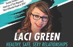 YouTube sex educator Laci Green cancels appearance – The Towerlight
