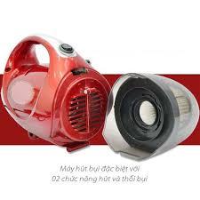 Máy hút bụi cầm tay 2 chiều Mini Vacuum Cleaner JK-8 màu đỏ