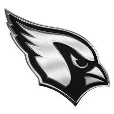 Arizona Cardinals Premium Solid Metal Logo Car Truck Emblem Decal Chrome Auto For Sale Online Ebay