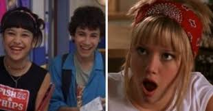 """Lalaine From """"Lizzie McGuire"""" Got A Text From Adam Lamberg After ..."""