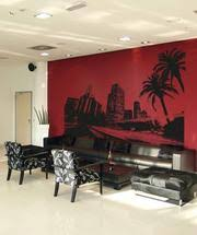 Vinyl Wall Decal Sticker City Of Los Angeles Os Aa902 Stickerbrand