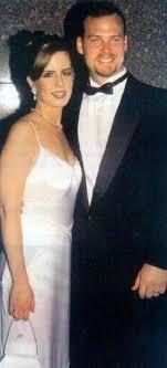 Martha Byrne and Michael McMahon - FamousFix.com post