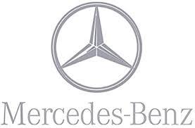 Amazon Com 8 Mercedes Benz Vinyl Lettering Logo Decal Sticker Die Cut Choose Your Color Silver