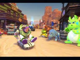 disney pixar toy story 3 the video game