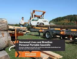 norwood sawmills portable sawmills