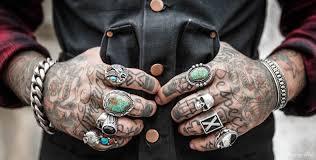 Najpopularniejsze Wzory Meskich Tatuazy Na 2017 Rok