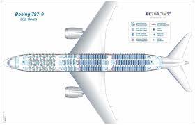el al boeing 787 9 seat map samc