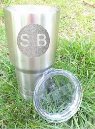 Decals For Yeti Cup Glitter Decals From Justvinyldesigning On