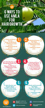 6 ways to use amla for hair growth