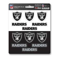 Team Promark Oakland Radiers 12 Pack Decal Set In The Exterior Car Accessories Department At Lowes Com