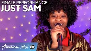 """JUST SAM Performs """"Rise Up"""" by Andra ..."""