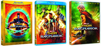 Save the Date! Thor: Ragnarok arriva in Home Video dal 7 marzo ...