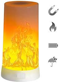 Led Flame Light Flame Lamp Usb Rechargeable 4 Modes Fire Lights Indoor Campfire Outdoor Decoration Lantern Hanging Lamps Fireplace Romantic Light Table Night Lighting For Home Party Camping Bar Amazon Com