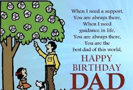 birthday wishes for father msg happy birthday dad wishes images