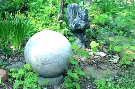 concrete statuary molds concrete garden