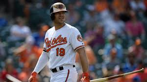 Watch: Orioles' Chris Davis restrained from going after manager