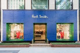 Paul Smith opens a new store in Osaka, Japan - GRA