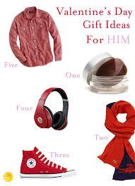 valentine gift ideas for him uk