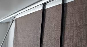 panel blinds blinds for sliding doors