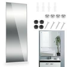 60 x 60cm square bathroom mirror glass