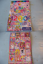 Stickers 134570 Lisa Frank Over 1200 Stickers Book Buy It Now Only 11 On Ebay Stickers Frank Lisa Frank Stickers Sticker Book Stickers