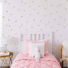 Gold Wall Decal Dots 168 Decals Easy Buy Online In Cambodia At Desertcart