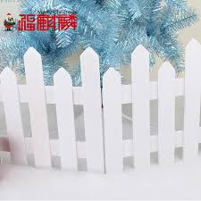 Buy Fu Unicorn Wooden Fence White Wooden Fence Fence Fence Fence Christmas Tree Decoration Christmas Decorations In Cheap Price On Alibaba Com