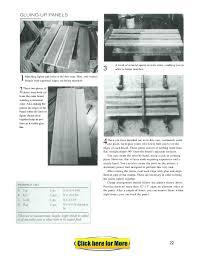 Diy Table Saw Fence Rail