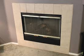 painting fireplace screen doors for