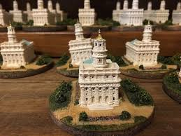 lds temple in nauvoo souvenir