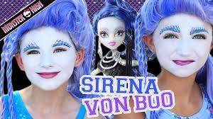 sirena von boo makeup tutorial